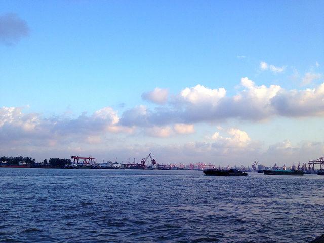 上海横沙岛旅游攻略_横沙岛有什么好玩的(2)