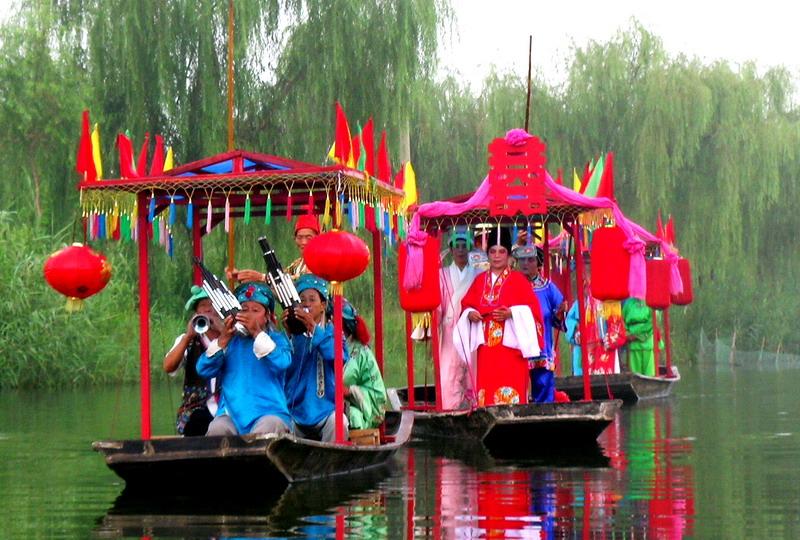 中国陶瓷馆,淄博荣宝斋,马踏湖风景区,黄河柳春园,扳倒井齐鲁酒文化