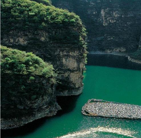 龙庆峡风景区怎么去
