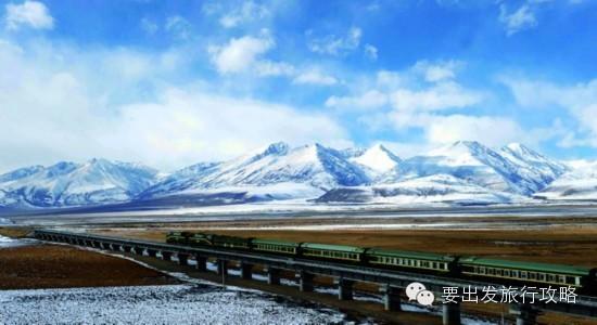 国内最美8大铁路线,坐着火车看风景!