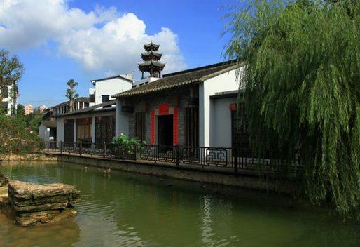 深圳有一个百年甘坑客家小镇