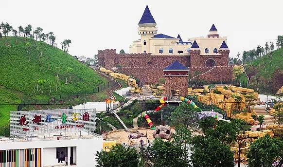 广州13个儿童公园游玩攻略